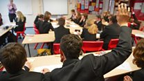 'No evidence' budget cuts affecting schools