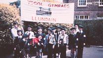 Ysgol Gymraeg Llundain yn 60