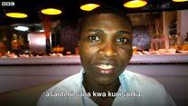 Fatuma Zarika amuonya mpinzani wake