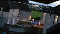 Man killed down in Airdrie drive-by