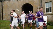 The Victorian sport making a comeback