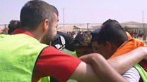 Jordanie: Arsenal redonne de l'espoir à des réfugiés syriens