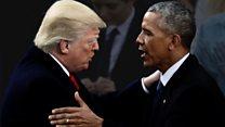 How Barack Obama slammed Donald Trump