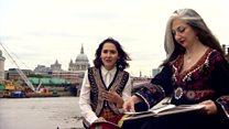 جواهرسازی که از سوزندوزی افغانستان الهام میگیرد