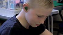 Deaf club helps isolated children