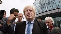 Boris Johnson: His past, present and future