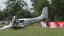 What a plane crash feels like in a forced crash landing