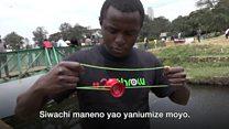 Je unaujua mchezo wa yo-yo?