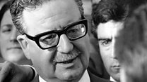 """""""They said that Allende committed suicide"""""""