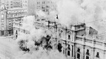 El bombardeo de La Moneda