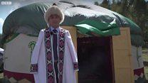 Башкырлар кыргыздарга окшош жактарын көчмөндөр оюндарында көрдү