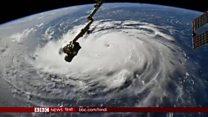 अमरीका में तूफ़ान की दस्तक