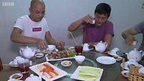 Thịt rắn và cách ăn thịt rắn của người miền Bắc VN