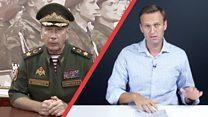 Золотов VS Навальный: пьеса в трех действиях