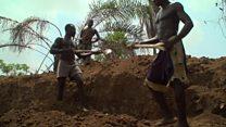 En Sierra Leone, le diamant de la Paix suscite la discorde