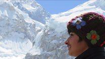 हौसलों से पहाड़ लांघने वाली 16 साल की शिवांगी