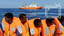 Что опаснее для ЕС, мигранты или кризис еврозоны?