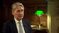 Hammond: Economic light at the end of the tunnel