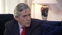 Gordon Brown: Another financial crisis is coming