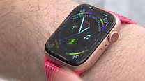 Hands on with the new Apple Watch