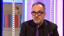 Elvis Costello 'lucky' after cancer scare