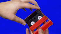 A new use for your old cassette cases