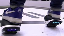 Putting Segway's e-skates to the test