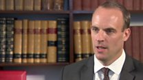 Raab: Cabinet agreed no-deal 'plan of action'
