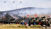 أكبر مناورات عسكرية روسية...ما هي رسالة موسكو؟