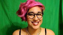 """""""Persona sexy en silla de ruedas"""": Annie Segarra, la youtuber que desafía los prejuicios sobre sexualidad y discapacidad"""