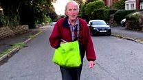 'World's oldest paperboy'