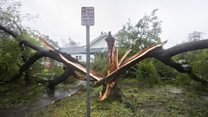 Storm Florence's deadly impact