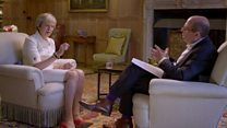 Brexit: 'I believe we'll get a good deal' - PM