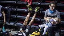 Ultra runner defends breastfeeding during 103-mile race