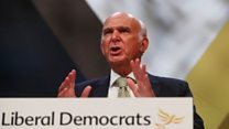 Cable's full Lib Dem conference speech