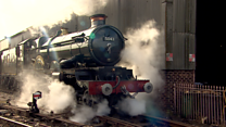 Steam trains to return to the mainline