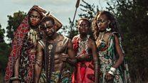 'Afrofuturism glorifies who we are'