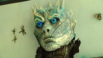 Game of Thrones embroidery unveiled