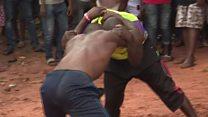 Ndị Igbuzo na-akpa ike n'igba mgba