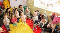 Music classes 'help babies learn Spanish'