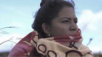 Venezuelans' long walk from hunger
