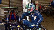 Billy Monger: Happy to race at Donington