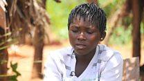 الفتيات الصغيرات مقابل الديون في نيجيريا