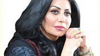 ضيفة إكسترا في أسبوع مع الممثلة العراقية هند كامل