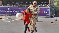 حمله اهواز 25 کشته و دهها زخمی