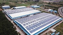 India's solar power ambitions