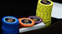 ما معنى كلمة gambling؟