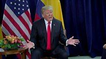 Trump: Kavanaugh accuser 'admits she was drunk'