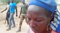Как Би-би-си расследовала казнь женщин и детей в Африке