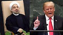برنده جدال دیپلماتیک روحانی و ترامپ در سازمان ملل که بود؟